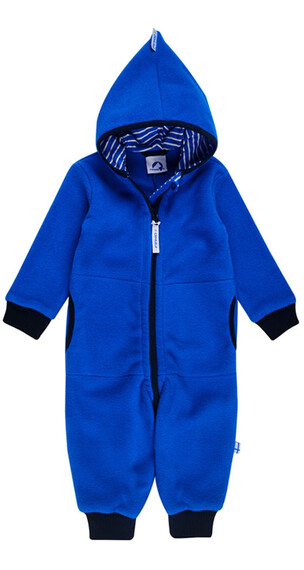 Finkid Piippu Overall Kids french/navy